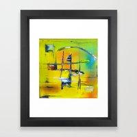 1 of 6 Framed Art Print