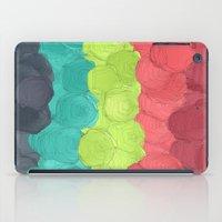 Paper Flowers In Bloom #… iPad Case