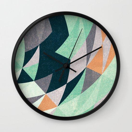 Center Wall Clock