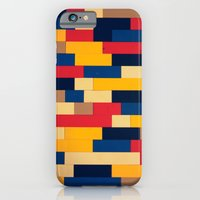 iPhone & iPod Case featuring Another Brick In The Wall by Thomas Eppolito