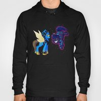 Mad T Ponies 'Absolem and Chesshur' Hoody