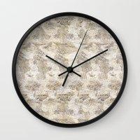 ABS XVXX Wall Clock