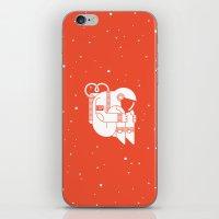 The Cosmonaut iPhone & iPod Skin
