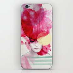 Bright Pink - Part 2  iPhone & iPod Skin
