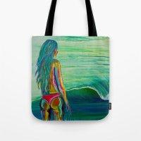 Summer Dayz Tote Bag