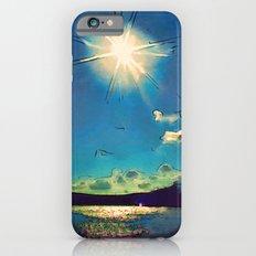 Sunshine at the Black Sea iPhone 6 Slim Case
