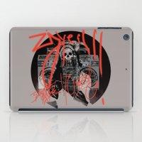 Ghetto Blaster Guadalupe iPad Case