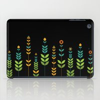 Simple Flowers iPad Case