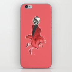 Petal Girl iPhone & iPod Skin