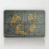 Seimeramus Map Laptop & iPad Skin