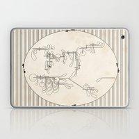 Custom Made Mozart Laptop & iPad Skin
