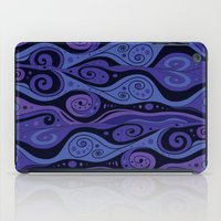 Surreal Waves iPad Case
