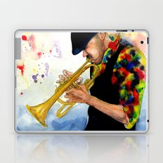 The Colors of Jazz Laptop & iPad Skin