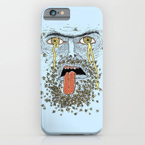 Wierd Bee-rd iPhone & iPod Case