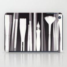 Paintbrush Photogram iPad Case