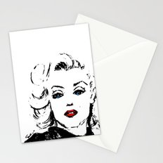 Marilyn M Stationery Cards