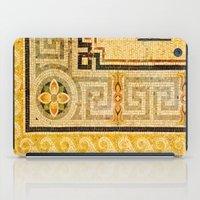 Mosaic Floor iPad Case