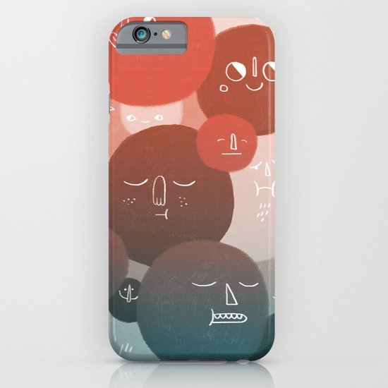 Blood Cells iPhone & iPod Case