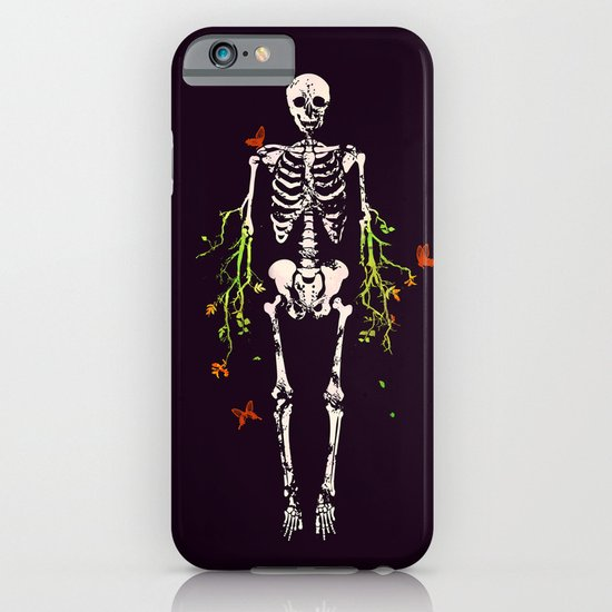 Dead is dead iPhone & iPod Case