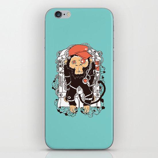 Rocket Monkeys iPhone & iPod Skin