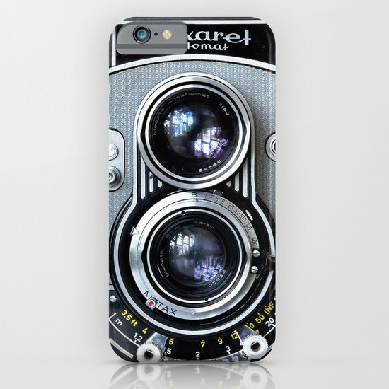 Flexaret Vinatge Camera iPhone & iPod Case