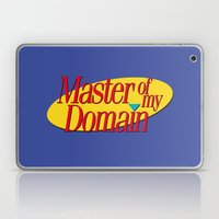 Master Of My Domain Laptop & iPad Skin
