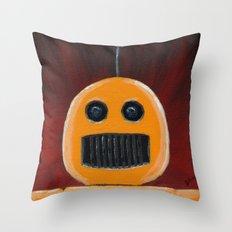 Robbie Throw Pillow