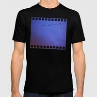 Wild Geese Mens Fitted Tee Black SMALL