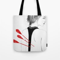 Back Stabbers III Tote Bag