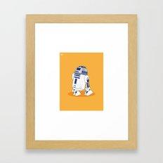 the MosnterMec Framed Art Print