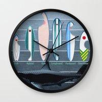 Shark Week - A Balanced … Wall Clock