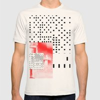 Boxes Mens Fitted Tee Natural SMALL