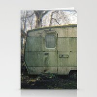 Caravan Stationery Cards