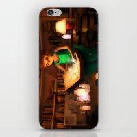 Lily's Magic Room iPhone & iPod Skin