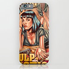 Mia Wallace - Pulp Fiction iPhone 6s Slim Case