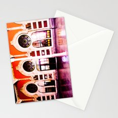 Beautiful station. Stationery Cards