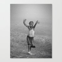 Livingstone Canvas Print