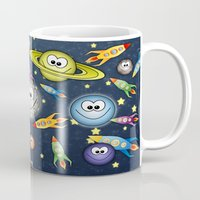 Solar Spaced Out. Mug