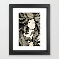 Its You Framed Art Print