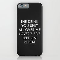 Ribs by Lorde iPhone 6 Slim Case