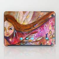 Forest Fairy iPad Case