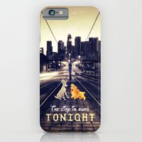 The city is ours tonight - for iphone iPhone 6 Slim Case