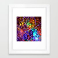 Celebrate Framed Art Print