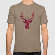 T-shirt featuring Deer by Janneke Niezen