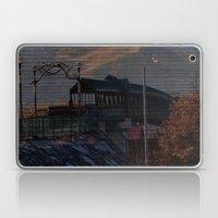 Walking bridge Laptop & iPad Skin