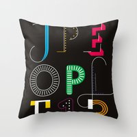 Jpeople Magazine 13 Throw Pillow