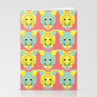 Litter Of Kittens Stationery Cards