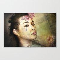 Beauty, Pt. 2 Canvas Print