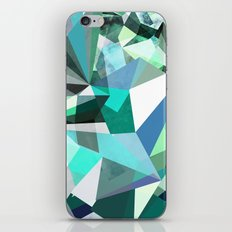 Colorflash 8 mint iPhone & iPod Skin