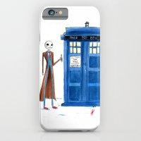 Doctor Wholington, Pumpk… iPhone 6 Slim Case